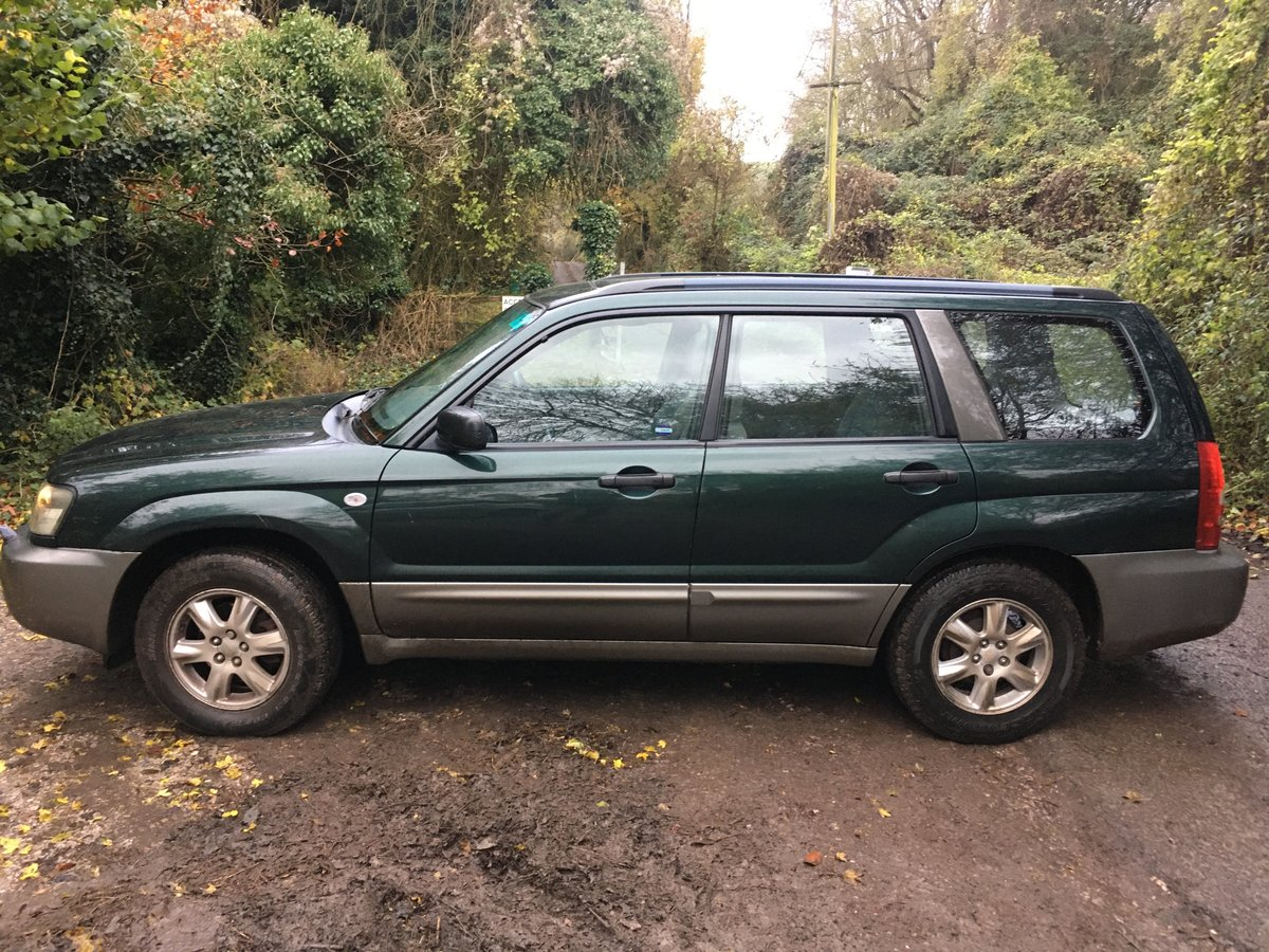 2005 Subaru Forester X All Weather SOLD (picture 2 of 6)