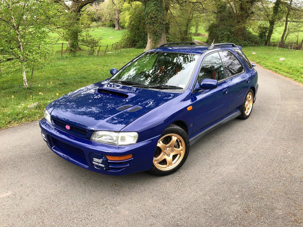 1997 Subaru Impreza Rare STI  V-Limited Wagon SOLD (picture 1 of 6)