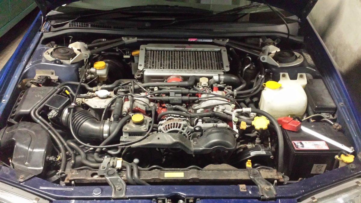 1997 Subaru Impreza Rare STI  V-Limited Wagon SOLD (picture 4 of 6)