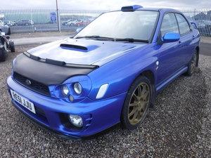 2001  Subaru Impreza WRX UK300