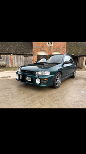 1999 Impreza Turbo 2000 Wagon