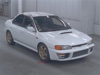 SOLD SUBARU IMPREZA WRX GC8 1996 TURBO JDM JAPANESE IMPORT