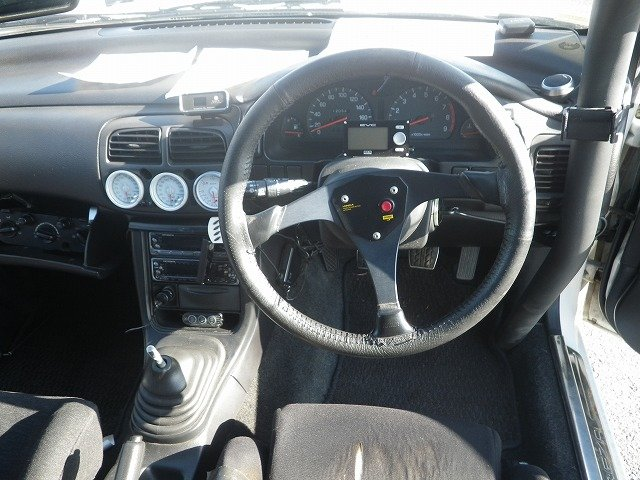 SOLD SUBARU IMPREZA WRX GC8 1996 TURBO JDM JAPANESE IMPORT  For Sale (picture 4 of 6)