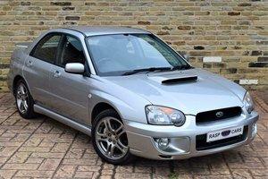 2005 Subaru impreza 2.0 wrx turbo 1 owner from new