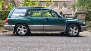 1999 Subaru Forester 2.0S Turbo AWD 40,000 Miles Rare