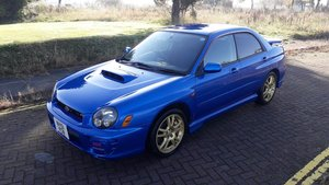 2001 SUBARU IMPREZA STI JDM BUG EYE HERE NOW FROM JAPAN  For Sale