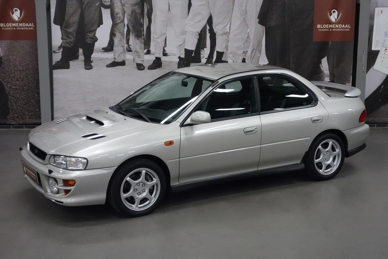 2001 Subaru Impreza 2.0 GT AWD Turbo For Sale (picture 1 of 6)