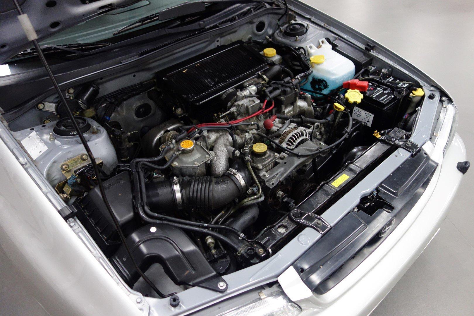 2001 Subaru Impreza 2.0 GT AWD Turbo For Sale (picture 4 of 6)
