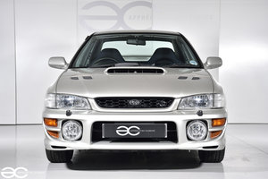 Incredible UK Subaru Impreza Turbo 2000 - 3k miles!