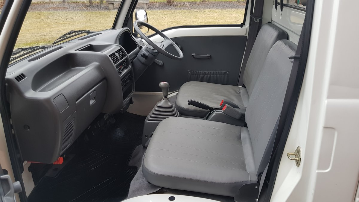 1995 SUBARU SAMBAR 4X4 660 SDX PICKUP TRUCK * ONLY 18000 MILES * For Sale (picture 3 of 6)