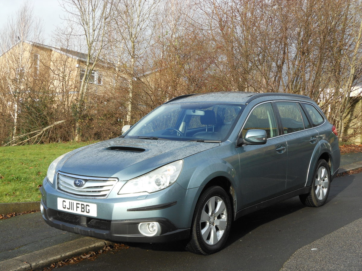 2011 Subaru Outback 2.0 D SE NAV PLUS AWD HUGE SPEC SOLD (picture 4 of 6)