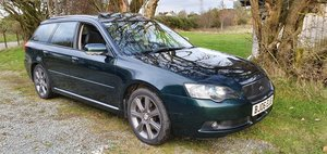 Picture of 2006  Subaru Legacy R 3.0 H6 Estate 6spd man Sat Nav Dec 2020 mot SOLD