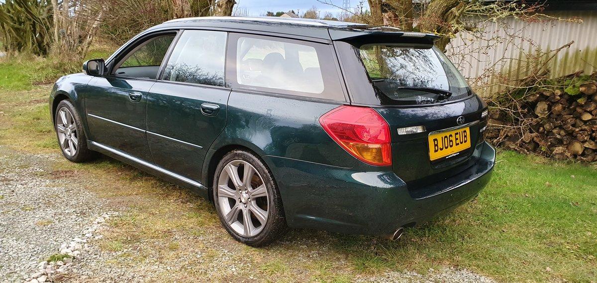 2006  Subaru Legacy R 3.0 H6 Estate 6spd man Sat Nav Dec 2020 mot For Sale (picture 6 of 6)