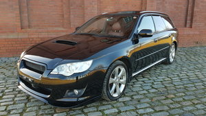 SUBARU LEGACY 2008 TOURING WAGON 2.0 GT SPEC 4X4 AUTO ESTATE