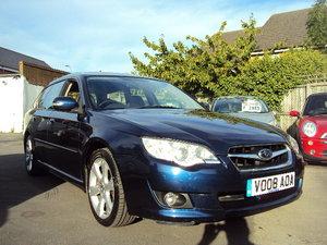 2008 Subaru Legacy Tourer/Estate Re Automatic – Nice Spec