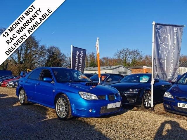 2007 Subaru Impreza 2.5 GB270 PRO DRIVE EDITION- NO 9 For Sale (picture 1 of 6)