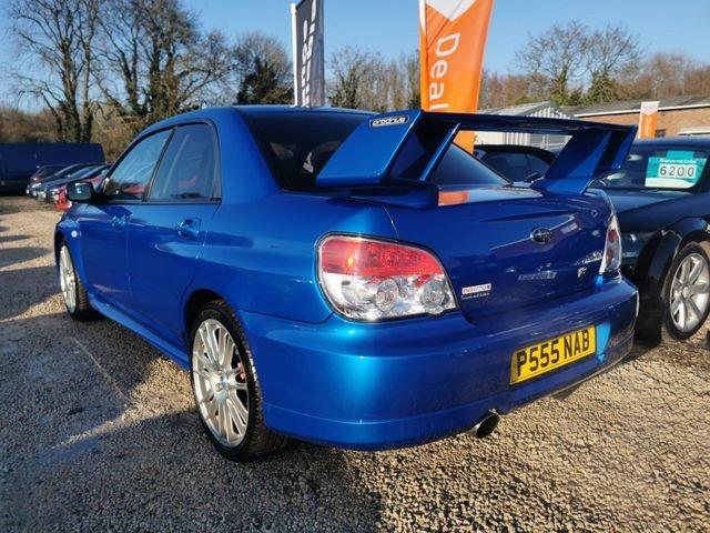 2007 Subaru Impreza 2.5 GB270 PRO DRIVE EDITION- NO 9 For Sale (picture 2 of 6)