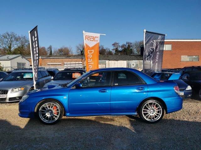 2007 Subaru Impreza 2.5 GB270 PRO DRIVE EDITION- NO 9 For Sale (picture 3 of 6)