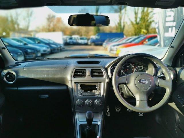 2007 Subaru Impreza 2.5 GB270 PRO DRIVE EDITION- NO 9 For Sale (picture 4 of 6)