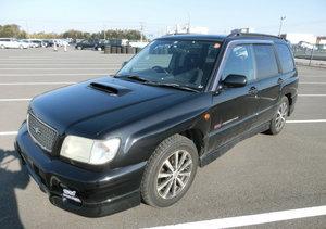 2000 SUBARU FORESTER STI / TB RARE JDM 250 BHP AWD 4X4 AUTO * LOW