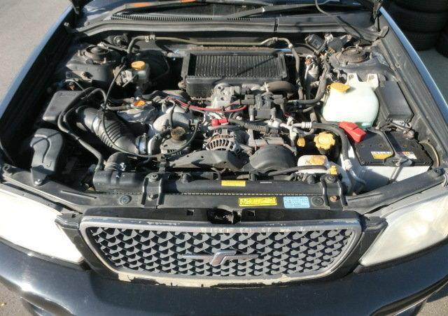 2000 Subaru Forester Sti Tb Rare Jdm 250 Bhp Awd 4x4 Auto