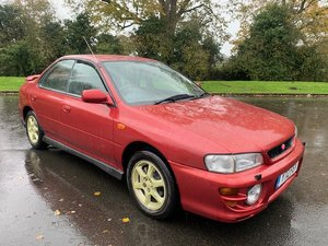 2001 Subaru Impreza Sport For Sale by Auction