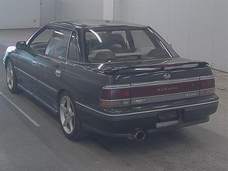 1989 SUBARU LEGACY RS SERIES 1 - JAPANESE IMPORT - ON ITS WAY  SOLD (picture 2 of 3)