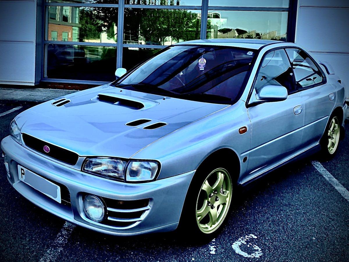 Subaru Impreza STI V 3 1996  PROVISIONALLY SOLD For Sale (picture 1 of 6)