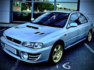 Subaru Impreza STI V 3 1996 Saloon For Sale