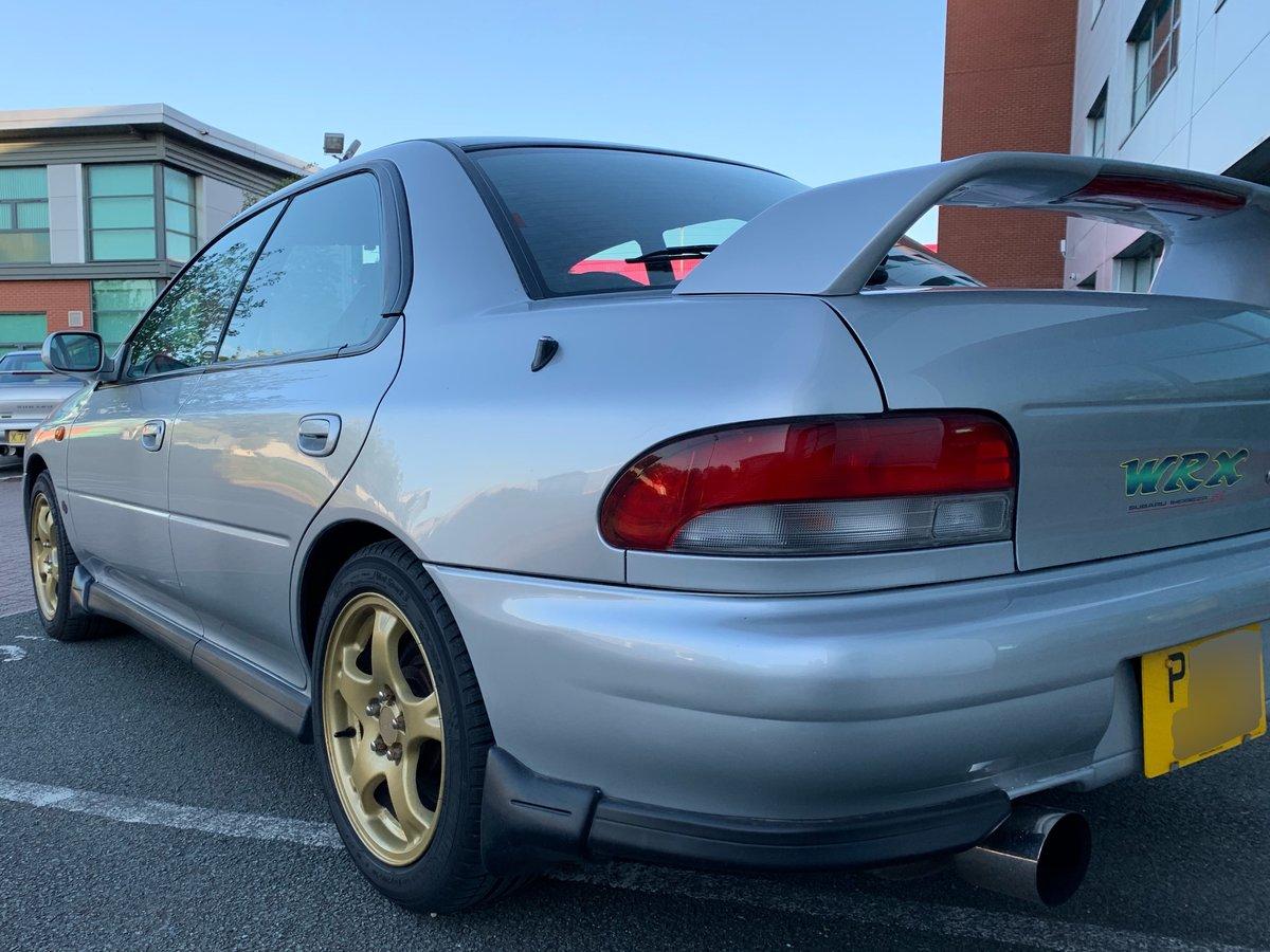 Subaru Impreza STI V 3 1996  PROVISIONALLY SOLD For Sale (picture 2 of 6)