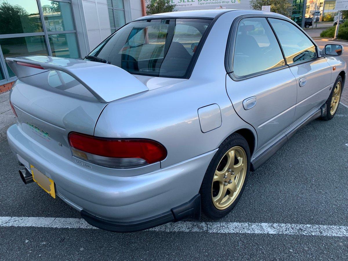 Subaru Impreza STI V 3 1996  PROVISIONALLY SOLD For Sale (picture 3 of 6)