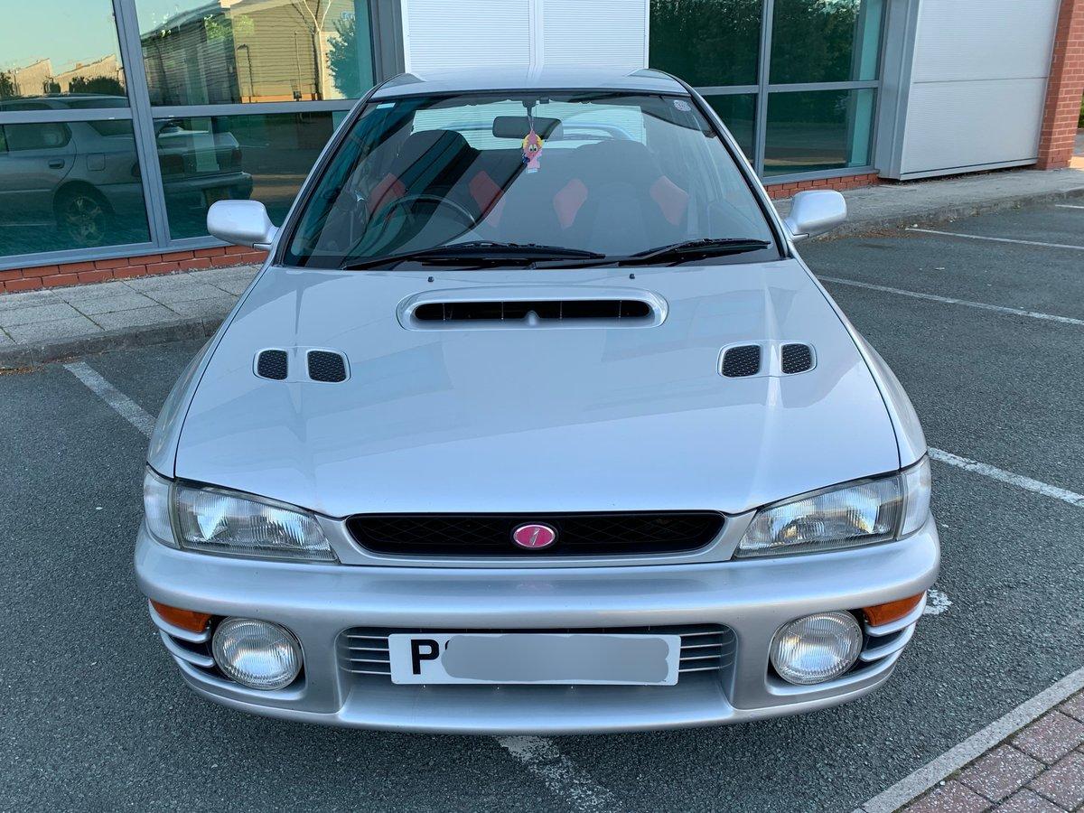 Subaru Impreza STI V 3 1996  PROVISIONALLY SOLD For Sale (picture 4 of 6)