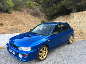 2000 Subaru Impreza Turbo Wagon For Sale