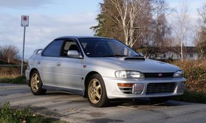 1996 Subaru Impreza WRX STi Canada RHD Manual  $6.6k For Sale
