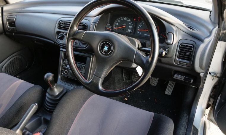 1996 Subaru Impreza WRX STi Canada RHD Manual  $5.9k For Sale (picture 4 of 6)