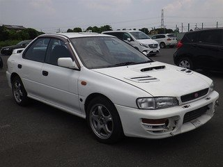 1995 Subaru Impreza WRX STi RA Manual RHD Rare + Mods $10.5k For Sale