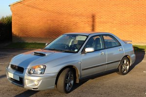 2004 Subaru Impreza WRX 2 owners & 76000 miles from new For Sale