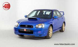 2004 Subaru Impreza WRX STI Type UK (PPP) /// 8k Miles