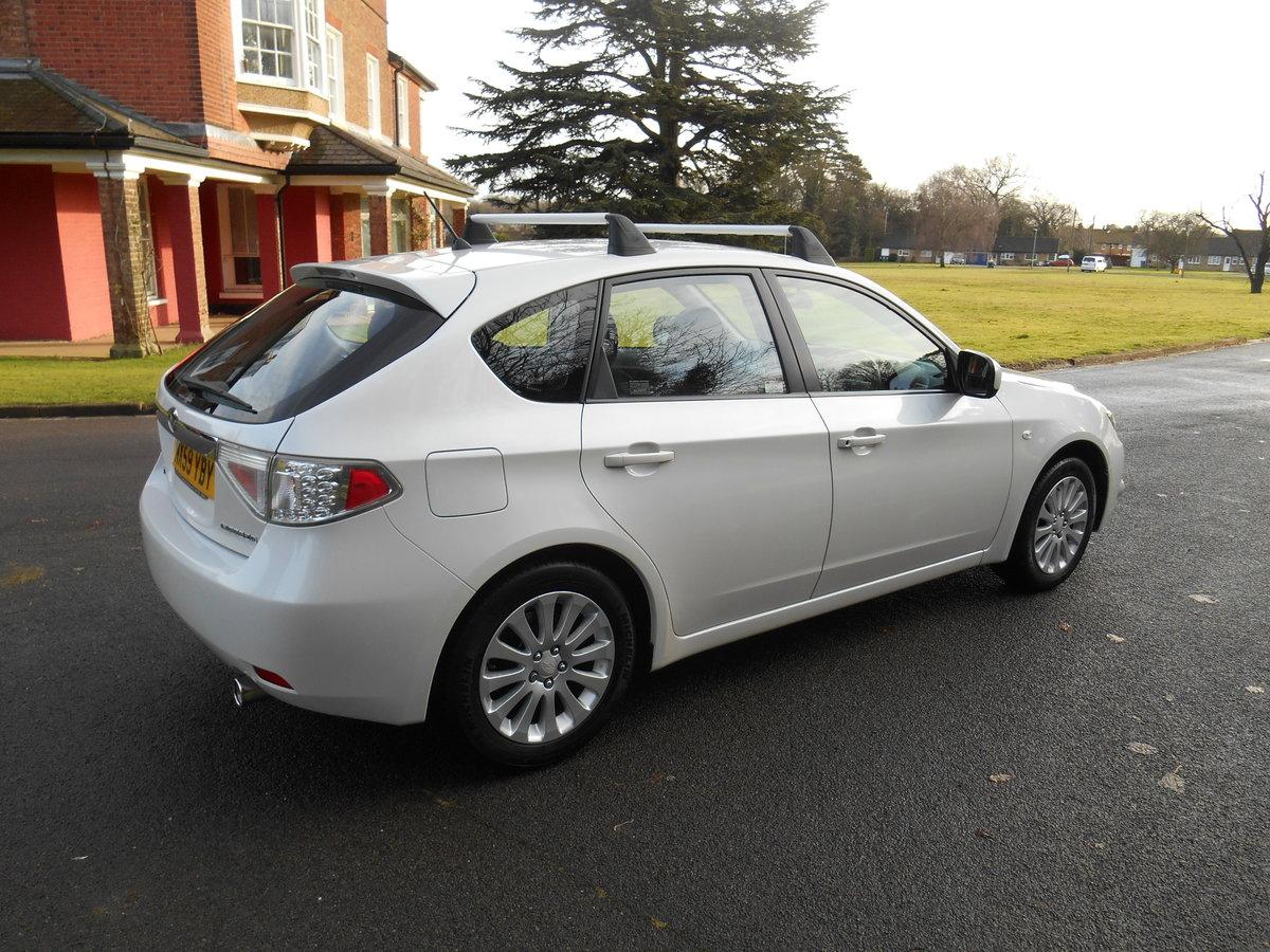 2009 Subaru Impreza SOLD (picture 1 of 6)