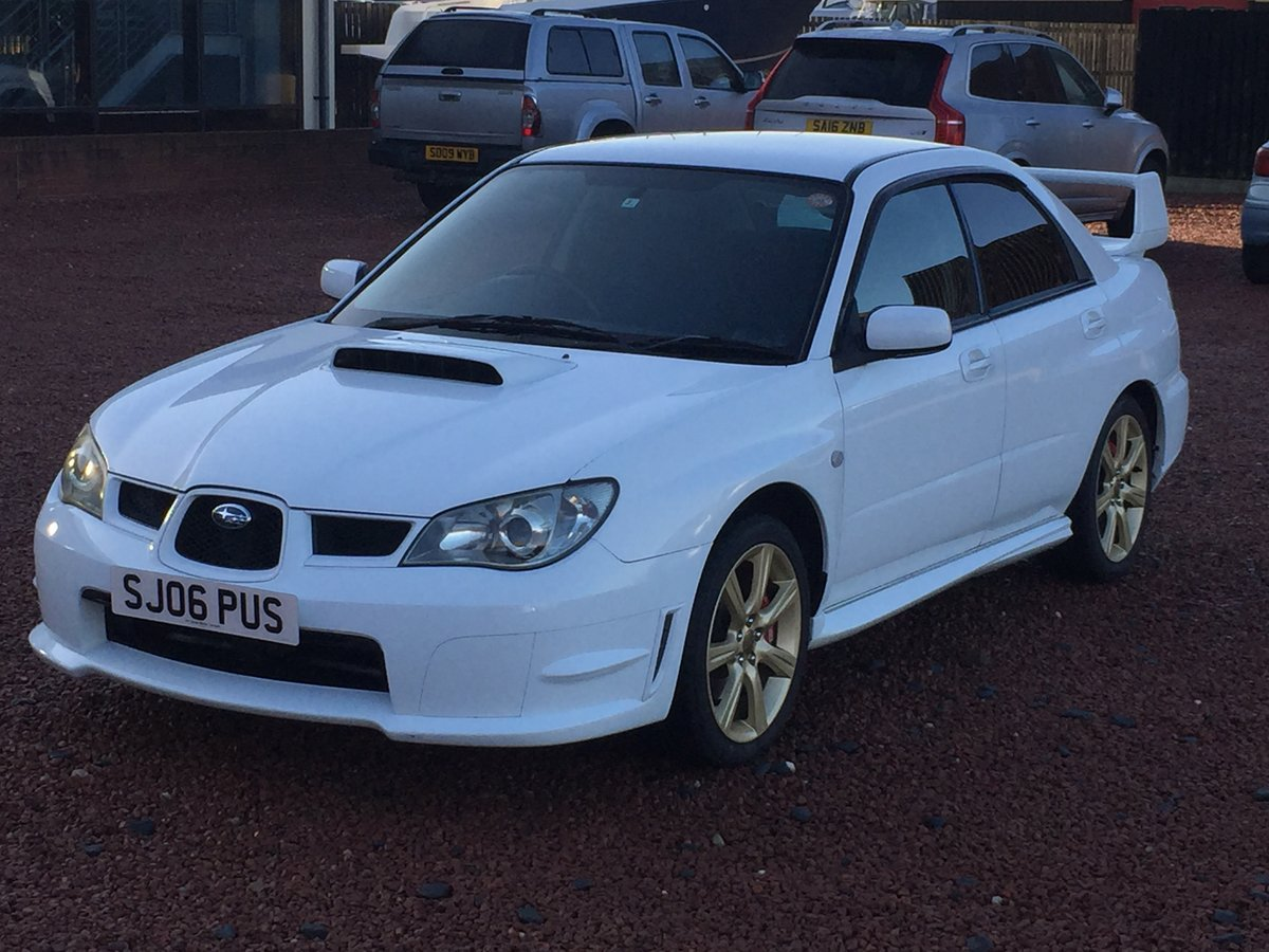 2006 JDM Impreza WRX Hawkeye 2.0 litre For Sale (picture 1 of 6)