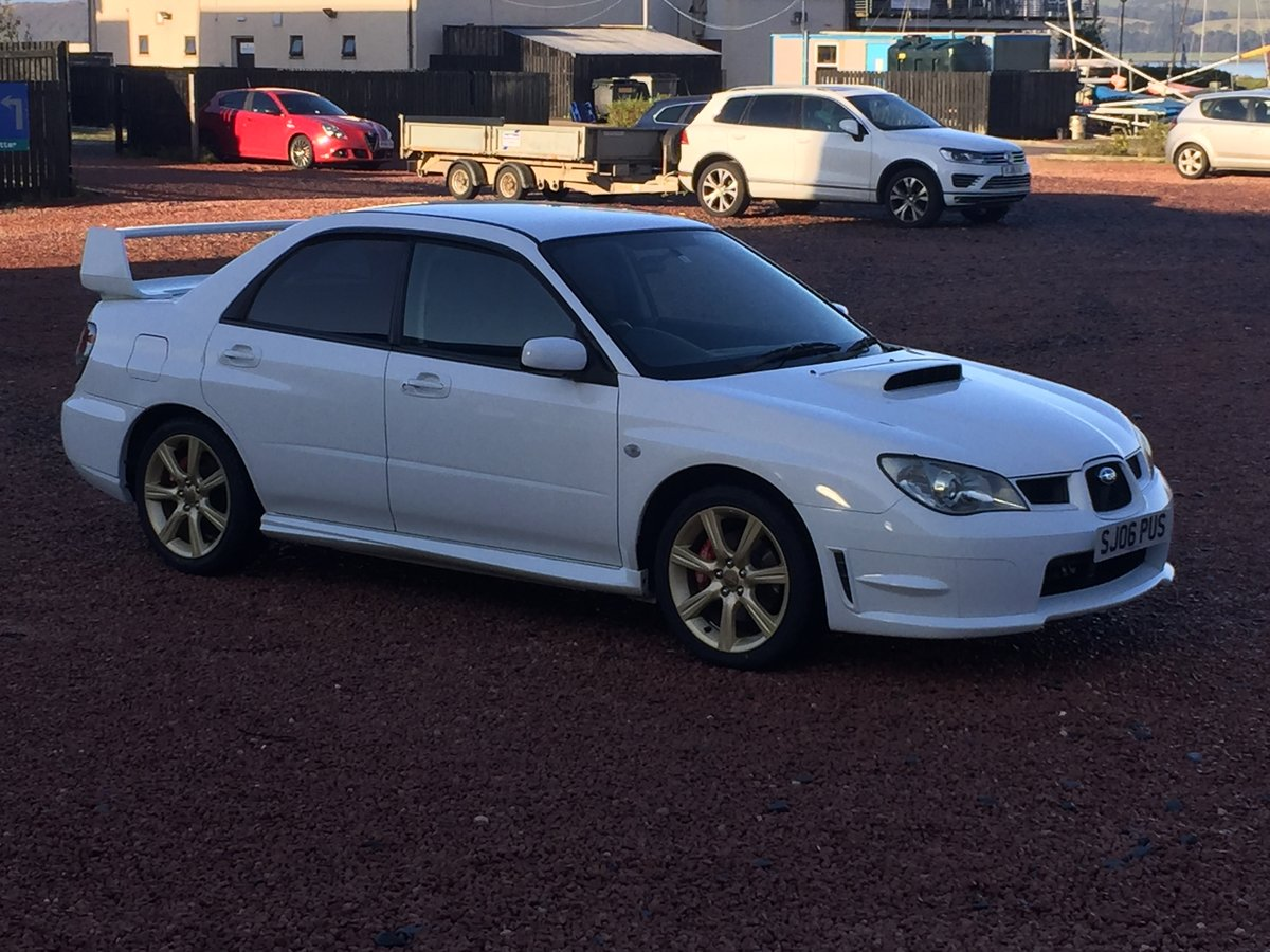 2006 JDM Impreza WRX Hawkeye 2.0 litre For Sale (picture 2 of 6)