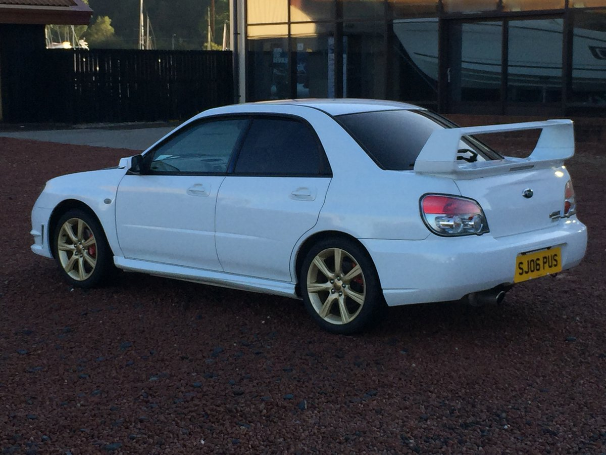 2006 JDM Impreza WRX Hawkeye 2.0 litre For Sale (picture 3 of 6)