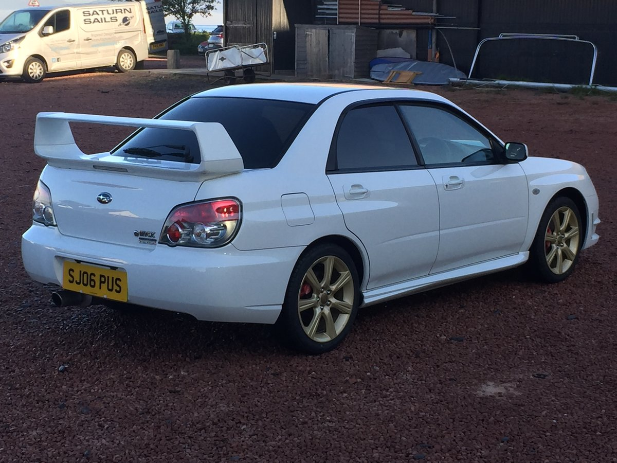 2006 JDM Impreza WRX Hawkeye 2.0 litre For Sale (picture 4 of 6)