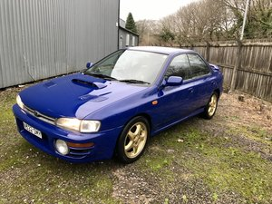 1996 Subaru impreza wrx version 2 v-ltd For Sale