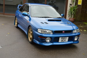 1998 Subaru impreza type r p1 For Sale