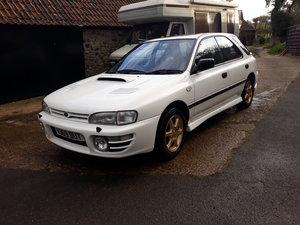 1995 Subaru impreza classic