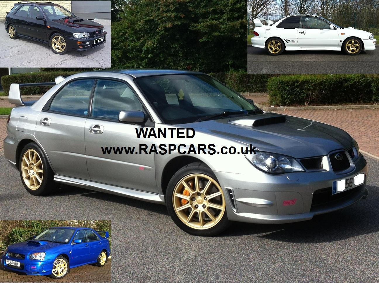 2000 WANTED ALL IMPREZA TURBO MODELS. UK OR IMPORT Wanted (picture 1 of 4)