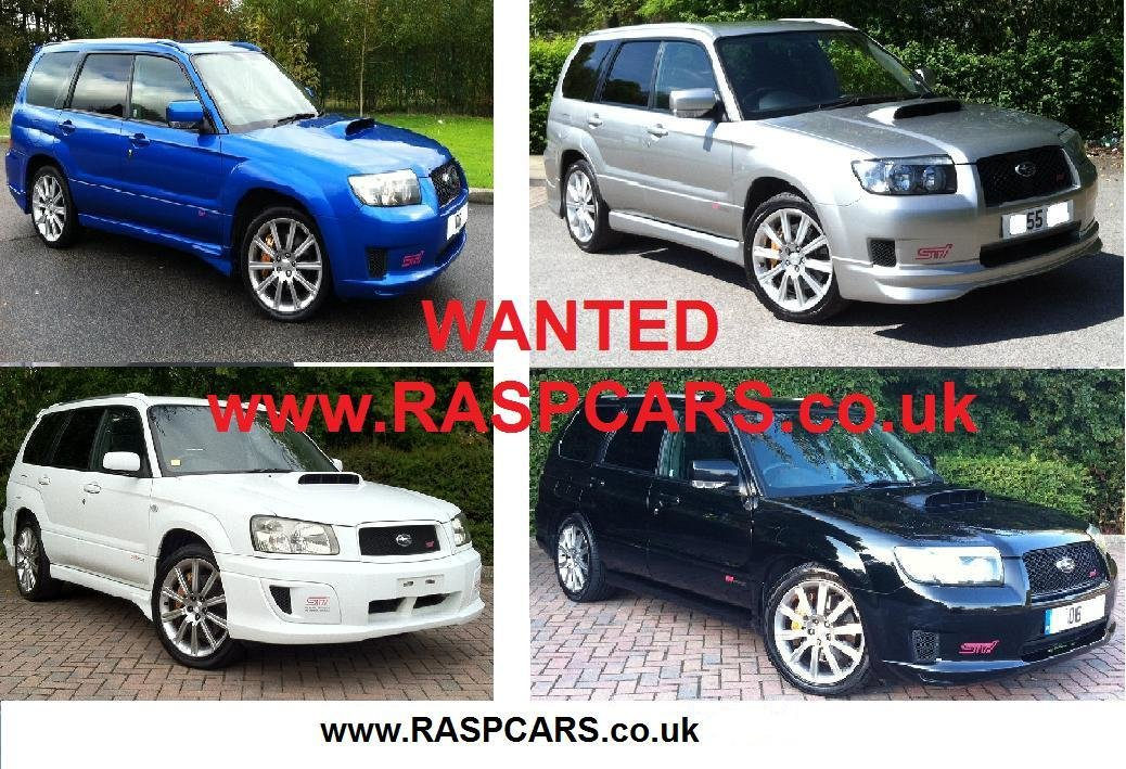 2000 WANTED ALL IMPREZA TURBO MODELS. UK OR IMPORT Wanted (picture 3 of 4)