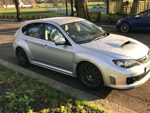 2011 Subaru Cosworth Impreza STI CS400