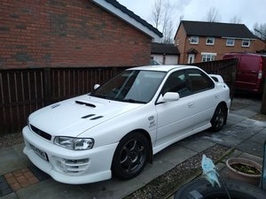 1997 Jdm import subaru impreza wrx 97. Solid example For Sale